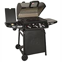Char-Griller Grillin Pro 3001 Gas Grill from A and J Manufacturing LLC