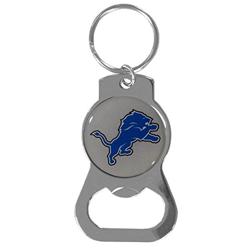 NFL Detroit Lions Bottle Opener Key Chain