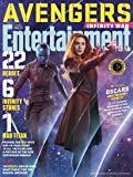 Entertainment Weekly Magazine (March 16 2018) Avengers Infinity War Nebula & Scarlet Witch Cover 1 of 15