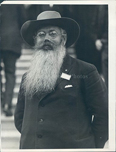 1925 Oscar Olson Delegate Sweden Inter parliamentary Union DC Photo