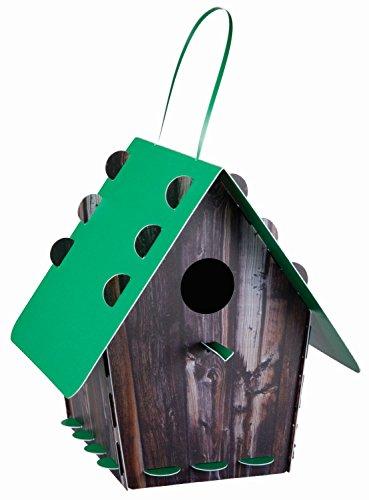 Tweet Tweet Home Bird House, Classic Barn Wood