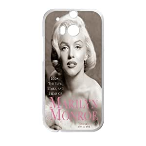 Generic Case Marilyn Monroe For HTC One M8 Q2A2217574