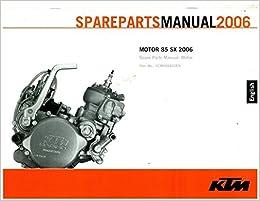 Ktm 85 manual engine.