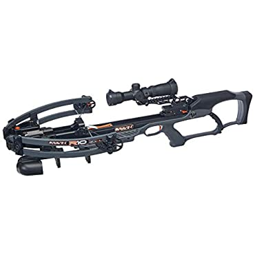 Ravin R10 Crossbow Package with Illuminated 1.5-5x32mm Scope, Gunmetal Gray