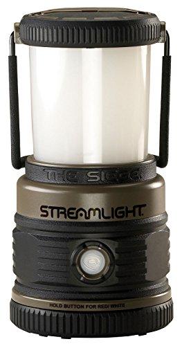 "Streamlight 44931 Siege Compact, Rugged 7.25"" Hand Lantern 540 Lumen Uses 3D Cell Alkaline Batteries - 540 Lumens..."