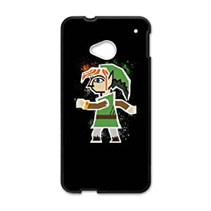 HTC One M7 Cell Phone Case Black The Graffiti Hero NNF Fashion Cell Phone Case Hard