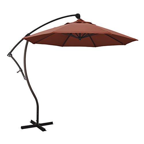 California Umbrella Aluminum Cantilever Rotation