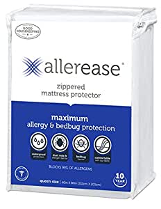 Amazon Com Allerease Maximum Allergy And Bed Bug