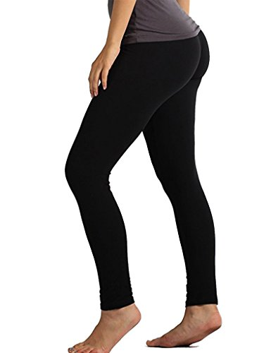 Lelinta 3-5 Days Delivery Womens Premium Ultra Soft Leggings High Waist - Regular and Plus Size - - Priority Usps Delivery Time
