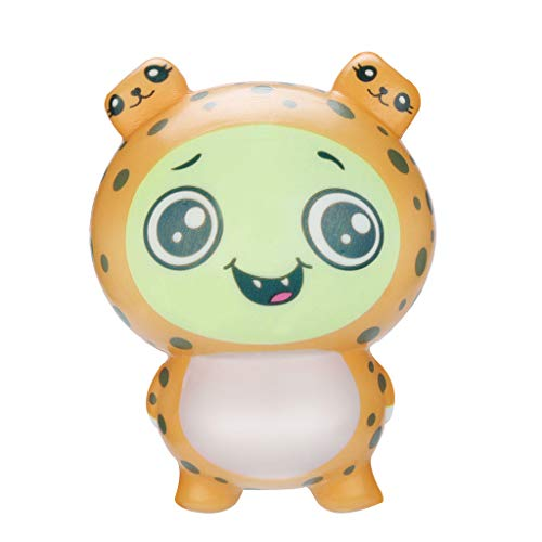 ishy Toy Kawaii Adorable Leopard Toy Slow Rising Cream Scented Stress Relief Toys Gifts ()