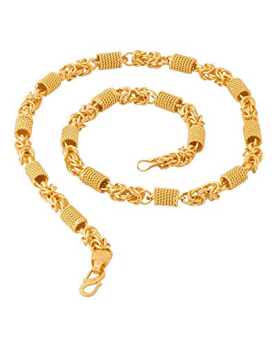 rock thick gold mens necklace long male chain item hip hop men color rope for