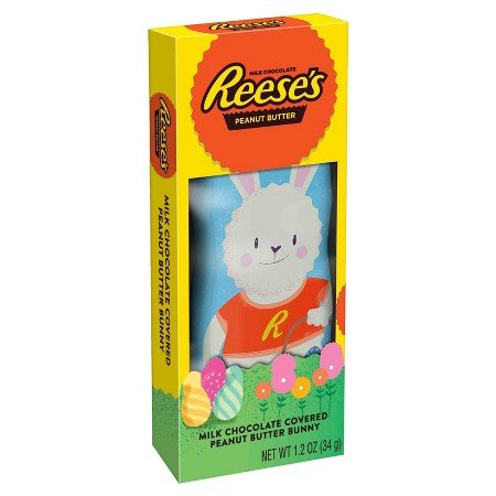 Reese's Easter Milk Chocolate Peanut Butter Bunny - 1.2oz