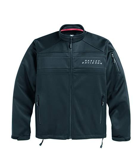 Harley-Davidson Men's Precision Soft Shell Jacket - 98514-12VM ()