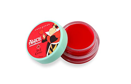 Cute Press Alice In Wonderland Tint Balm #Red - Tint Egg Base