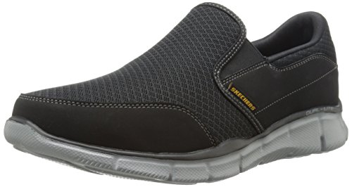 Black Noir Baskets Equalizer Persistent Skechers Grey Homme O7UwXPxgq