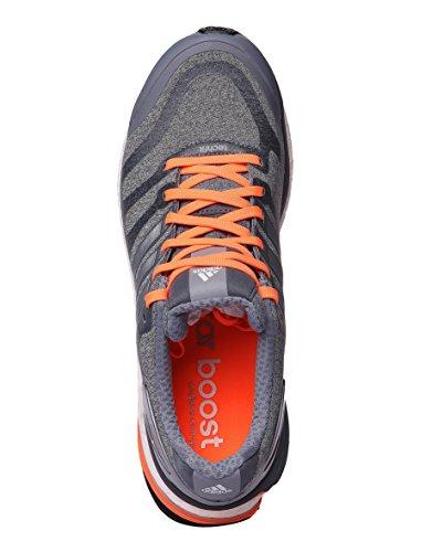 timeless design af3ba 54fbd Amazon.com  adidas Adistar Boost Womens Running Shoes - 10.5 - Grey   Running