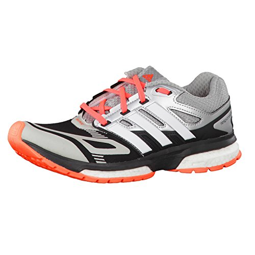 Adidas Red Ftwr Solar Black nbsp;Size Junior nbsp;2 Response 38 Boost White Silver 3 Core B26540 Techfit ZSZr7