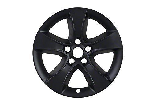 Coast to Coast IWCIMP352BLK Set of 4 Matte Black Wheel Skin w/ Spoke for 08-14 Dodge Charger