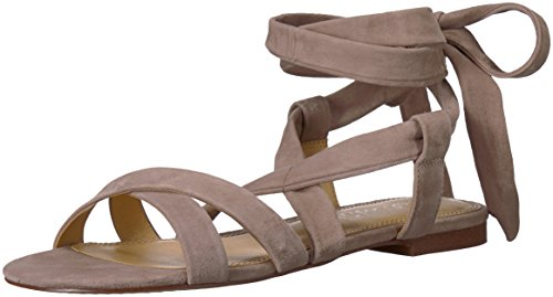 Splendid Women's feodora Sandal, Taupe, 8 Medium US by Splendid