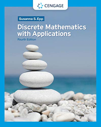 Discrete Mathematics with Applications (Best College Courses For The Future)