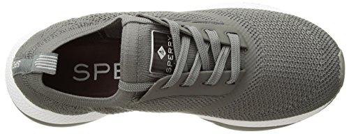 Sperry Top-sider Dames Seven Seas Cvo Sneaker Grijs
