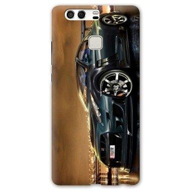 Case Carcasa Huawei P9 Lite Voiture divers - - Nissan gtr N ...