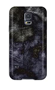 Michael paytosh's Shop 4602258K31153227 Scratch-free Phone Case For Galaxy S5- Retail Packaging - Attractive Old Chalkboard Texture Ii