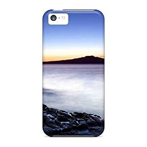 linJUN FENGLph1726rDwA Whcases Coastal Marine 04 Durable iphone 5/5s Tpu Flexible Soft Case