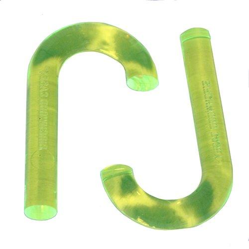 Birchwood Casey Fiber Optic UV Chartreuse Bore Light 2 Pack