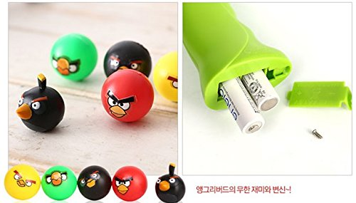 Angry Birds Play Slingshot Various Effect Funny Sounds Boy Girl Kid Play Gift by omtoy (Image #7)