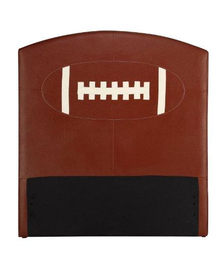 star football twin headboard