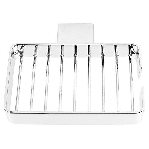 Nameeks 5412-13 Lounge Wire Holder Soap Dish, Chrome