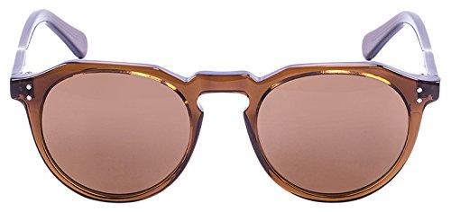 Lenoir Eyewear LE101000.95 Lunette de Soleil Mixte Adulte, Marron