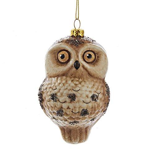Kurt Adler 3.75 inch owl ornament