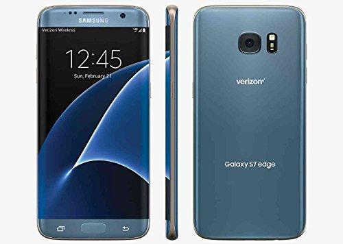"Samsung Galaxy S7 Edge, 5.5"" 32GB (Verizon Wireless) - Blue"