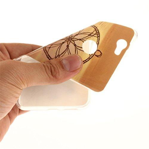 Motif Peint Bord Dreamcatcher Scratch Résistant De Huawei Fit Transparent Hozor Nova Souple De Couverture Slim Téléphone Silicone Cas TPU Antichoc En Protection Cas Arrière qgf1tn1I