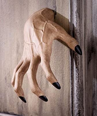 1 X Creepy Clawing Hand Wall Hangers