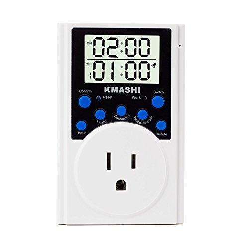 KMASHI Programmable Multifunctional Energy saving Appliances