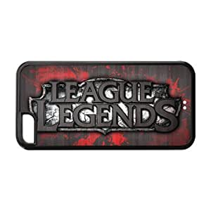 Sharp Image Custom Design Hard Back Case for iphone 5C(Cheap iphone 5)- Vedio Game League of Legends -1