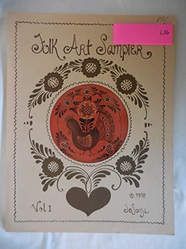 - Folk Art Sampler, Vol. 1