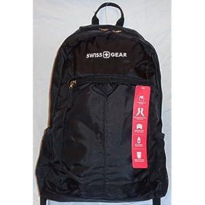 SwissGear(R) Student Backpack For 15in. Laptops, Black