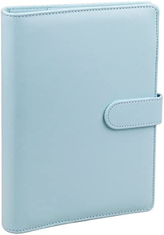 Leather Notebook Refillable Personal Magnetic