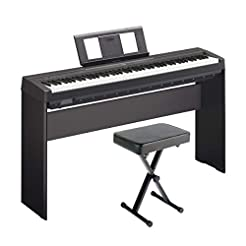 Yamaha P71 Digital Piano (Amazon Exclusi...