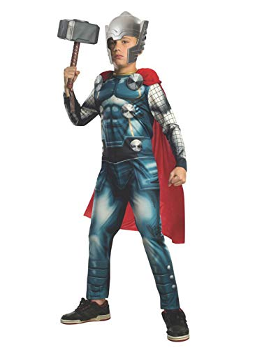 Marvel Universe Avengers Assemble Children's Thor Costume -