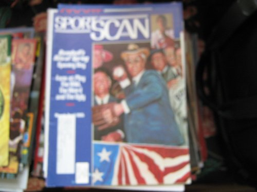 Sport Scan Magazine (Origin of baseball Cards , Boxing Pseudonyms , Baseball's Opening Day , Willie