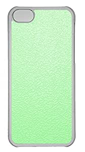 iPhone 5C Cases & Covers - Texture Background PC Custom Soft Case Cover Protector for iPhone 5C - Transparent