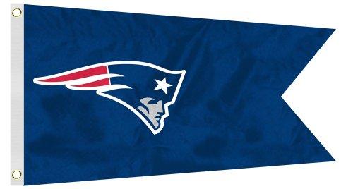 NFL New England Patriots Boat/Golf Cart Flag
