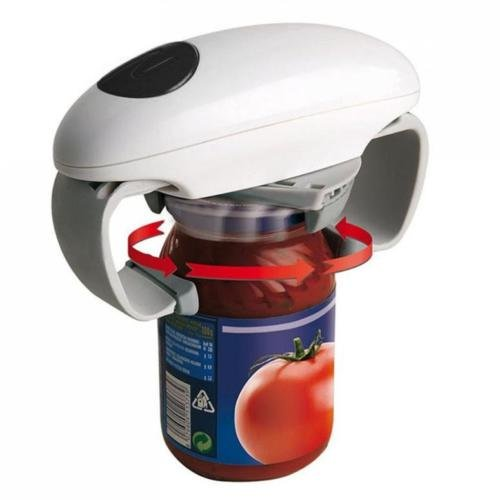 Automatic Electric Jar Opener Bottle Kitchen Hands Can Bottle
