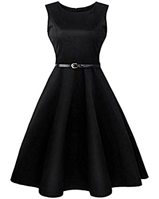 Tempt Me Juniors Vintage Sleeveless Homecoming Prom Cocktail Swing Dress