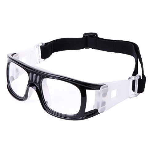 GaoCold Cycling Glasses, Sport Eyewear Protective Goggles Glasses Safe Basketball Soccer Football Cycling - Agent Glasses Smith